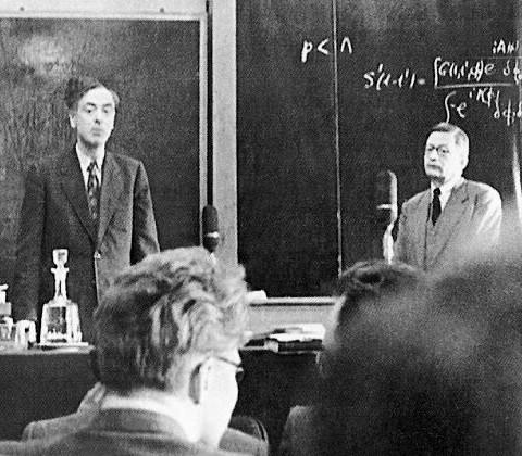 Академик Ландау — выдающийся советский физик